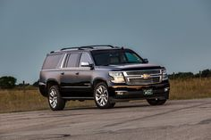 Hennessey Performance    CHEVROLET   2015 Tahoe HPE500 Supercharged 5.3L DI