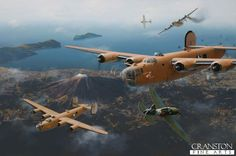 The Defence of Napoli by Ivan Berryman. The Spring of 1943 saw intense bombing…