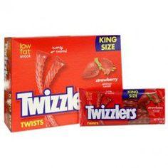 Twizzler Strawberry - 15ct