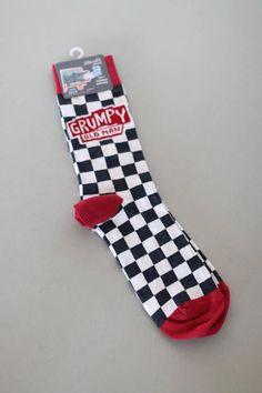 Hey, even grumpy old men need socks!