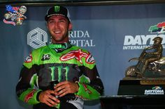 Eli Tomac, riding a Kawasaki, led every lap of the 20-lap 450SX class final, outrunning KTM rider Ryan Dungey all the way; the margin of victory was 2.160 seconds. It was Tomac's fourth career AMA Supercross victory.