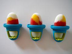 Smoothie Eis Mango Wassermelone für Babys und Kinder