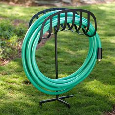 Liberty Garden Manger Hose Stand-647 - The Home Depot
