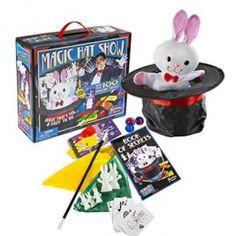 Magic kit with 100 magic tricks