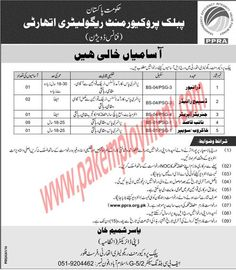 Pakistan Employment: Walid City of Lahore Authority Jobs Latest ...