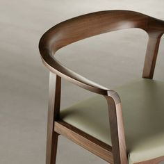 'Willow' Chair in Walnut - Chairs - Seating