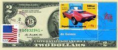$2 DOLLARS 2013 STAR STAMP CANCEL DE TOMASO ITALIAN SPORT LUCKY MONEY VALUE $500 Two Dollars, Legal Tender, Stamp, Money, Sport, Ebay, Gift, Deporte, Stamps