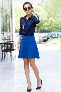 Weekend fit list and fab list, fitness tips, holiday shopping list, J.Crew jewelry, J.Crew Peter Pan collar dress, J.Crew necklace, Tibi Piper boots, blue pumps, skate skirt in blue, Tibi skate skirt, Peter Pan fashion, J.Crew Peter Pan style