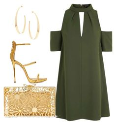 """""""Untitled #66"""" by brianamaria18 on Polyvore featuring Topshop, Giuseppe Zanotti, Charlotte Olympia and Lana"""