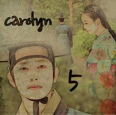 나님 5등이지만 이거 디게 이쁘다.. by carolyn