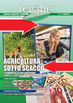FOGLIE n.12/2016  AGRICOLTURA AGROALIMENTARE TURISMO RURALE
