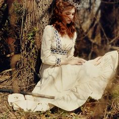 """She finally ceased running and sat back against a tree. She prayed no one had followed her. They wouldn't, would they? They had gotten their wish. She had said """"I do"""". They should be pleased. If only she could be too."""
