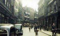 vintage everyday: Wartime Britain in Color