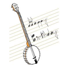 Next time a musician has a birthday. Art Birthday, Birthday Cards For Men, Birthday Messages, Happy Birthday Me, Birthday Quotes, Birthday Greetings, Birthday Wishes, Birthday Stuff, Birthday Ideas