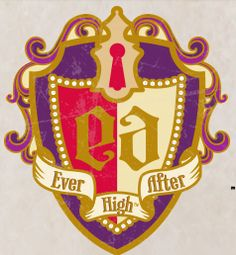 Ever After High Crest