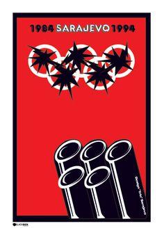 WAR poster TRIO Bojan Hadžihalilović