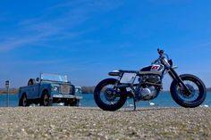 BF #33 - YAMAHA XT600E  #BFMotorcycles  #BobberFucker