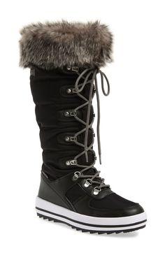 6d7a625f3f97 Best Seller Cougar Vesta Faux Fur Collar Knee High Snow Boot (Women) (Wide  Calf) - Fashion Women Boot online. Warm Snow BootsSnow Boots WomenWinter ...