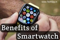 Do you know what are the benefits of a smartwatch? Why should you purchase a smartwatch? Let's know Used Apple Watch, Apple Watch Series, Gadgets Électroniques, Bracelet Sport, Appareil Photo Reflex, Fifth Generation, Emergency Call, Latest Technology News, Retina Display