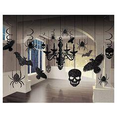 Amscan Glitter Haunted House Chandelier Halloween Trick O... https://smile.amazon.com/dp/B003PSH8D6/ref=cm_sw_r_pi_dp_x_gXv6xbVMG4ZX7