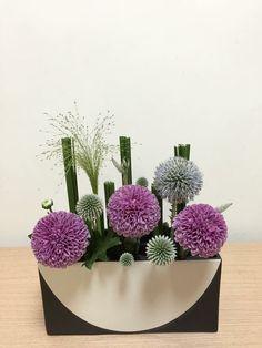 Ikebana by Howard Ho