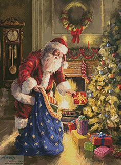 Placing the Presents