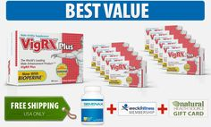 12 MONTH PLATINUM PACK VigRX Plus™ Penis Pill  - Clinically Proven, Doctor Approved - 2016