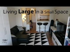 I completely transformed my small NYC studio apartment into a functional, stylish & livable space, & then transformed it back to its original state: It was a...