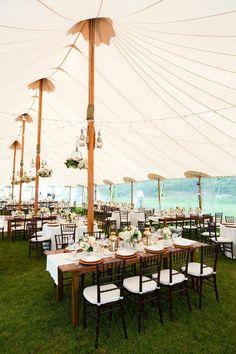 Romantic Southport Wedding at the Newagen Seaside Inn - Photo: Jonathan Young Weddings