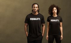 EQUALITY T-SHIRT Nike's EQUALITY t-shirt promotes diversity and inclusion and expresses Nike's commitment to advancing those ideals. equality