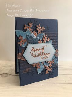 Vicki Boucher Stampin Up! Demonstrator Australia