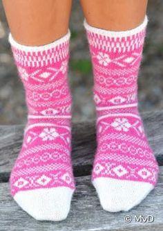 Blij dat ik brei: Zeeuwse sokken
