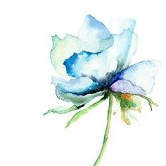 """Because . . . """"my dear daughter"""" #watercolorarts"""