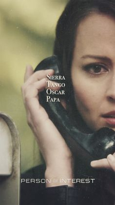 Person Of Interest. Root. M.I.A