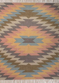 Desert Mojave Dusty Area Rug from FROY