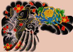 Japanese Tattoo Design Wallpaper