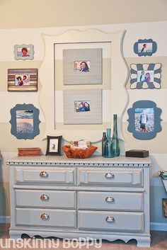 Distress and Destress: The Joy of Painting Furniture