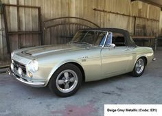 How to identify a 1967 Datsun Fairlady / Sports 2000 Roadster Datsun Roadster, Roadster Car, Datsun 1600, Model Cars Building, Car Racer, American Racing, Custom Wheels, Car Images, New Engine