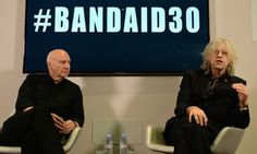 Band Aid 30: clumsy, patronising and wrong in so many ways  Bob Geldof is right: Ebola must be stopped. But is the revival of Do They Know It's Christmas?, with those lyrics that haunt me year after year, really the best way to help?