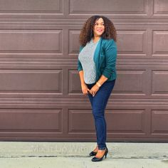 Work wear. We all got to throw something together. The dilemma, at least for me, is striking a balance with style and comfort. So, I'm starting a series of featured posts rounding up some work wear outfits.  That's what we are Mixing Up in this post!   A Knit Blazer, Graphic Print Top, & Dark Denim Jeggings The blazer is from Target. It's a knit blazer that's super comfy. The graphic print top is from TJ Maxx. The denim jeggings are Hue from Nordstrom.   A Blazer, Tunic, Scarf, & Blac...