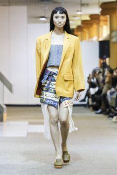 Eckhaus Latta Ready To Wear Fall Winter 2017 New York