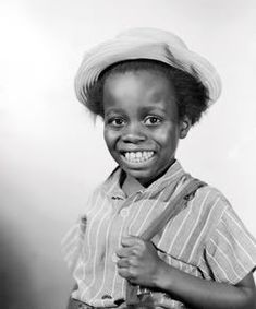 "Billie Thomas was an African-American child actor who was best-known for appearing in the ""Our Gang"" film series from 1934 to its end in Born . Black History Facts, Black History Month, Billie Thomas, Afro, Child Actors, African Diaspora, Before Us, African American History, Black People"