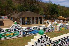 Ndebele Village