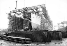 Construction of the Titanic