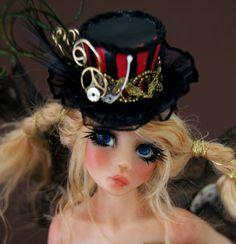 OOAK Fairy Dolls | WIP OOAK Ariane She is ready