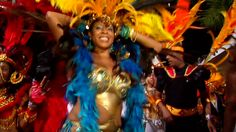 Jucaa Key West Fantasy Fest Parade Video