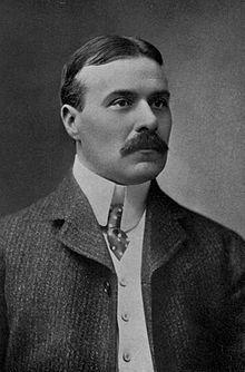 Robert W. Chambers, 1865-1933, (U.S.) Novelist, Artist. The Rouge's Moon.