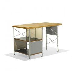 ESU D-10-N, Herman Miller, 1950 Charles & Ray Eames, Furniture Companies, Herman Miller, Drafting Desk, Home Furnishings, Interior, Design, Home Decor, Decoration Home