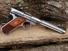 Ruger's New Mark IV Semi-Automatic 22 LR Pistol