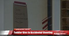 Cop's 3-Year-Old Son Shoots, Kills Himself After Finding Gun In Apartment (VIDEO)